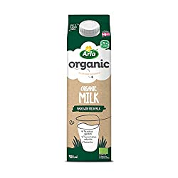 Arla Organic Milk, 900ml - Chilled