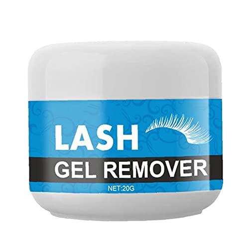 Wimper Extension Remover Cream Gentle Grafting Artificial Eyelash Lijm Removal Pasta 20g