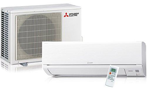 Mitsubishi Electric MSZ-HJ50VA Climatizzatore Inverter Monosplit Pompa di Calore, 5 W, Bianco, 50, Set di 2 Pezzi