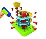 EDU-TOYS Mint Kugelbahn Bausatz mit elektrischer Hebeschraube