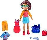 Polly Pocket Doll Fashion Set Dress - NYC Style Fashion Pack (GDM03)