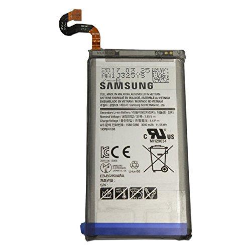 Batteria originale Samsung EB-BG950ABA EB-BG950ABE 3000 mAh 3,85 V per Samsung Galaxy S8