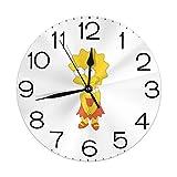 リサシンプソン 置き時計 掛け時計 壁掛け時計 丸い時計 サイレント デジタル時計 おしゃれ 家の装飾