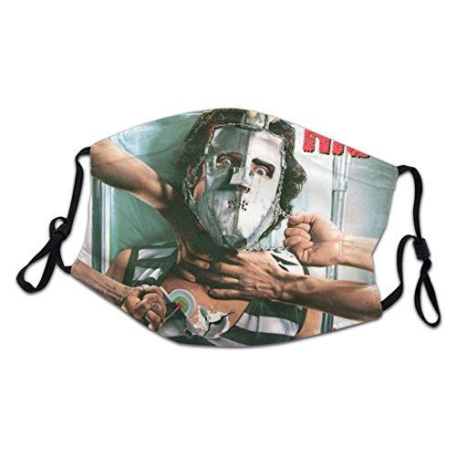 Mascarillas faciales reutilizables respirables para la nariz, protección de la cara, antidisturbios silenciosos, anti humo, polución de bicicleta, motocicleta, deporte para niños