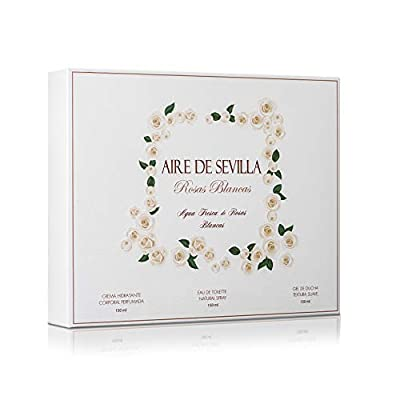 Set Perfume Mujer Rosas