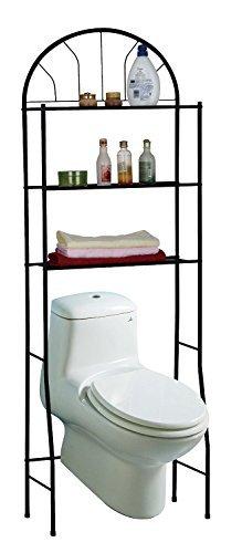 UNIWARE 19002B Bathroom Space Saver, 23&quot x 11&quot x 66&quot