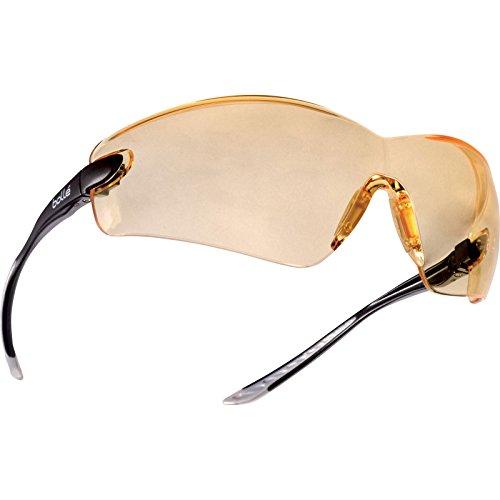 'Bollé Occhiali protettivi'Cobra, 1pezzi, taglia unica, colore: nero, cobpsj