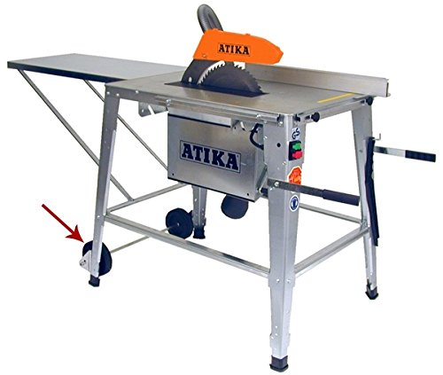 ATIKA Ersatzteil Tischeinlage Einlage Kunststoff f/ür Tischkreiss/äge T 250 Eco NEU