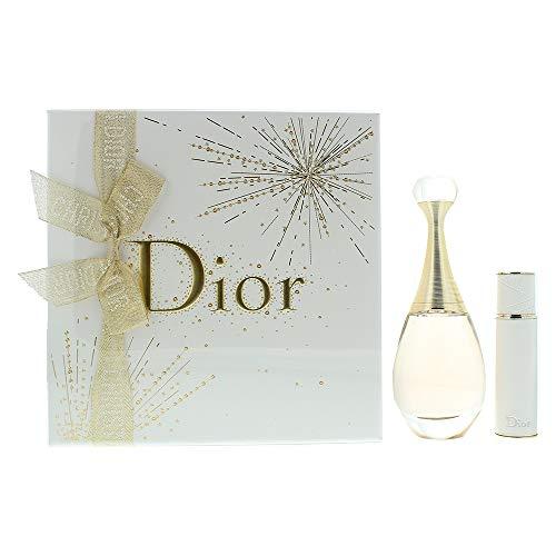 Dior Jadore 2er Set Eau de Parfum 100mL mit 10mL Travel Spray Geschenkset