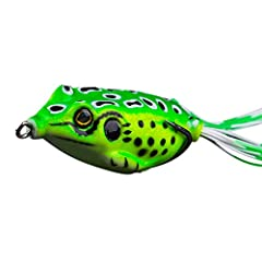 【Product Properties】---High carbon steel hooks---Lure Weight :15g 【Simulation Bait】----3D printing realistic looking body ,Reusable & environment protective swimbait.Brilliantly replicates color and patterns of actual bait fish. 【Widely Targeting at ...