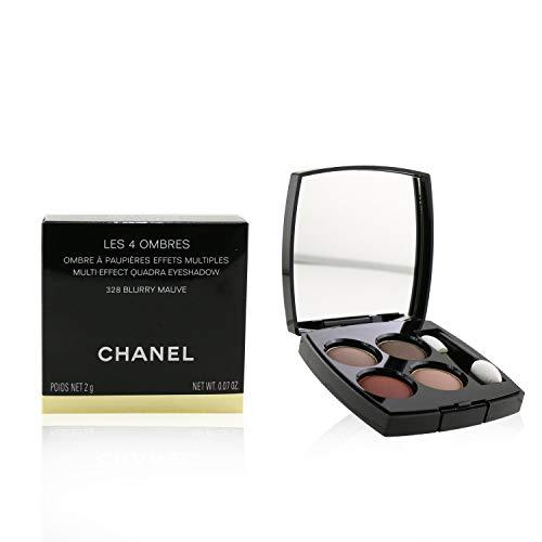 Chanel Les 4 Ombres #328-Blurry Mauve - 5 ml