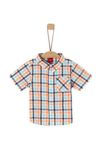 s.Oliver Junior Baby-Jungen 405.10.005.11.120.2038439 Hemd, 00N0 as original, 80
