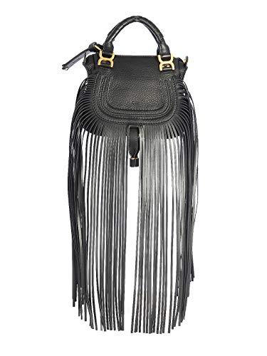 Luxury Fashion | Chloé Dames CHC20SS827C33001 Zwart Leer Handtassen | Lente-zomer 20