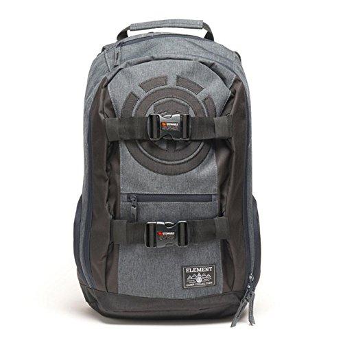 Element Mohave Rucksack, perfekter Tagesrucksack Schulrucksack aufgrund 30 L Volumen, optimaler Tragekomfort durch geplosterten Rücken und ergonomischen Tragegurten Größe: One Size, Farbe