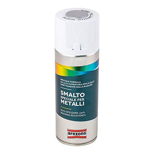 AREXONS Smalto Spray Alluminio Ruote