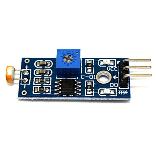 Arduino Lichtsensor LM393 Fotosensor 3pin