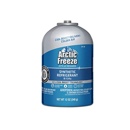 ARCTIC Freeze AF3-1-12PK Synthetic R-134a with...