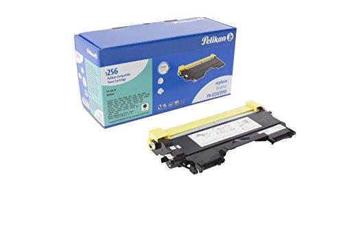 Pelikan Toner 4283986 vervangt Brother TN2220 (voor printers HL-2130, HL-2132, HL-2220, HL-2230, HL-2240, HL-2242, HL-2250, HL-2270, HL-2280, DCP-7057, DCP-7060, DCP-7065, DCP-7070, MFC-7360) zwart