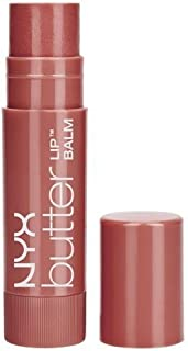 NYX Cosmetics Butter Lip Balm New (Brownie BLB08)