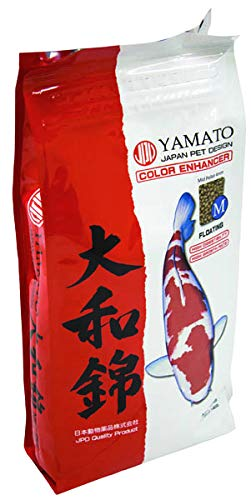 Japan Pet Design JPD Color Enhancer Yamato Doublure pour carpe koï 5 kg
