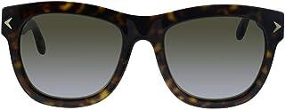 نظارة شمسية عين القط للنساء من جيفنشي - عدسات بنية (بني GCSWB)