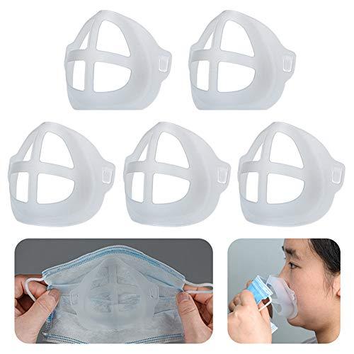 3dインナーマスク、ひんやりマスクブラケット、鼻マスククッション、インナーサポートブラケット、メイクキ...