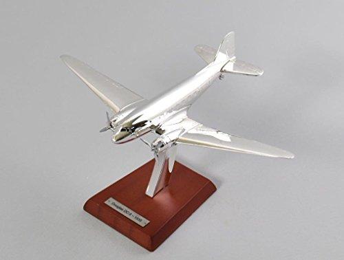 Douglas DC-3 - 1935 - échelle 1/200 - Avion Atlas Silver classics -10