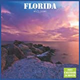 Florida Wild & Scenic Calendar 2022: Official US State Florida Calendar 2022, 16 Month Calendar 2022
