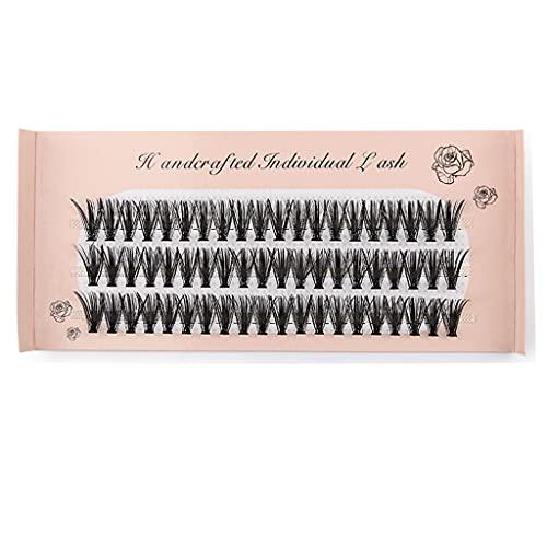 Volumen Wimpern 8 10 12mm C Curl Russische Cluster Volumen Wimpernverlängerung Einzelwimpern Klassische Wimpern Beste weiche Wimpern für Wimpernverlängerung