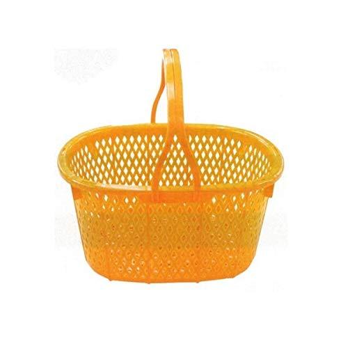 ブラスト興業 収穫カゴ 16個セット オレンジ 農業用品 SHUKAGO-O