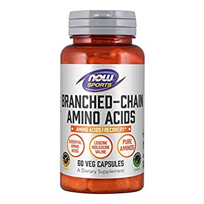 Now Sports Nutrition, Branched Chain Amino Acids