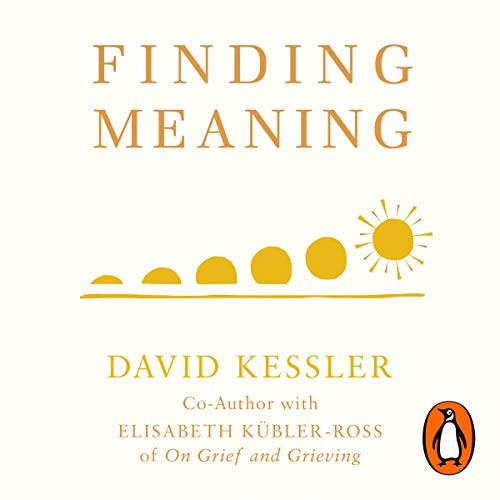 Finding Meaning audiobook cover art