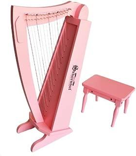 kids pink harp