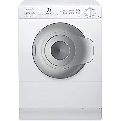 Indesit NIS 41 V 4kg Load Compact Vented Tumble Dryer Class C White