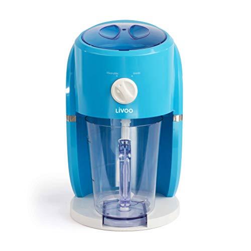 Domoclip DOM332 1.1L 25W Eléctrico triturador de hielo - Picador de hielo (Eléctrico, Azul, 1,1 L, 220 x 180 x 350 mm, 25 W)