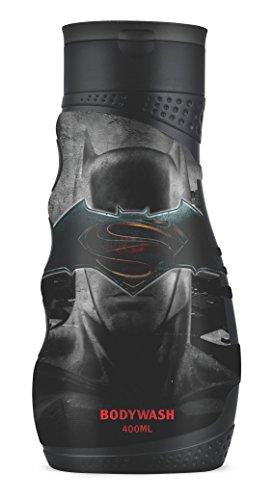 Batman vs Superman - DC Comics Body Wash, 2er Pack (2 x 450 ml)