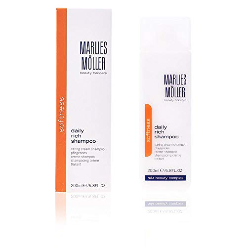 MARLIES MÖLLER Softness Daily Rich Shampoo, 200 g