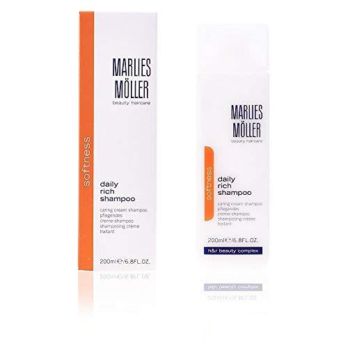 MARLIES MÖLLER Softness Daily Rich Shampoo, 200 ml