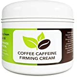 Natural Coconut Coffee Body Cream - Concealing Cellulite Cream and Natural Body Moisturizer for Dry Skin with Shea...