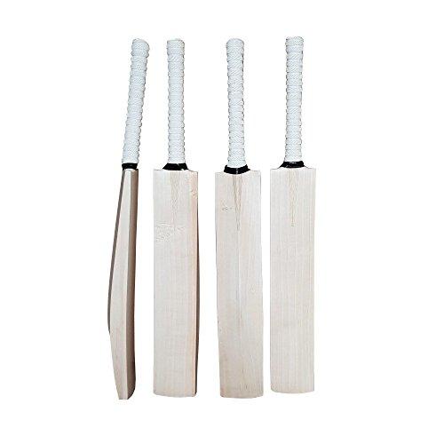 New plain Grade 1 Genuine English Willow cricket bat nurtured in UK (2.7lb)