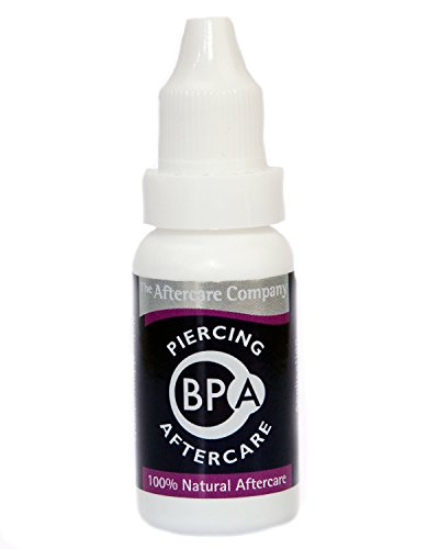 BPA PIERCING AFTERCARE 10ml Bottle from The Aftercare Company by The Aftercare Company