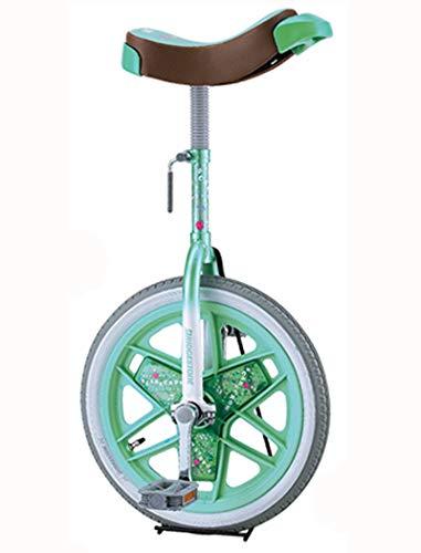 BRIDGESTONE(ブリヂストン) スケアクロウ 一輪車(スタンド付) 16インチ(SCW16) [グリーン(GE)]