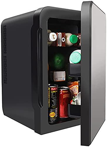 JZTOL 10L Mini Refrigerador Freestanding Countertop Compact Refrigerador Calentador De Alimentos Y Bebidas Cooler con Control De Temperatura para Automóviles, Casas, Oficinas Y Dormitorios