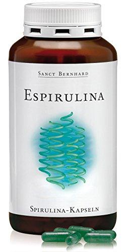 Espirulina Pacifica de Hawaii - 360 Cápsulas