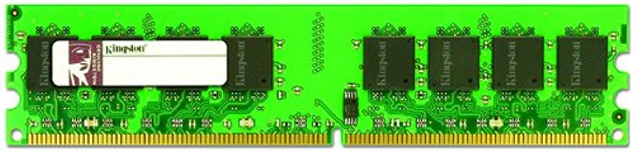 Kingston Technology 2 GB DIMM Memory 533 MHz (PC2 4200) 240-Pin DDR2 SDRAM Single (Not a kit) KTD-DM8400A/2G