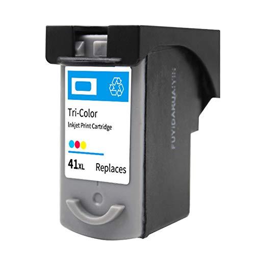 SXCD PG40XL CL41XL Cartuchos De Tinta para Canon,reemplazo De Impresora De Inyección De Tinta Rendimiento para Canon PIXMA IP1180 1200 2600 PIXMA MP140 6220D PIXMA MX300 Color