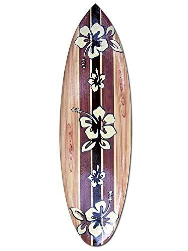 Seestern Sportswear FBA_1861 - Tabla de surf (madera, 50,80 o 100 cm)