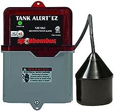 SJE Rhombus 1036592 Tank Alert EZ- TaEZ-01Htb, 120 VAC with 15' SJE Signal Master High Level Terminal Block