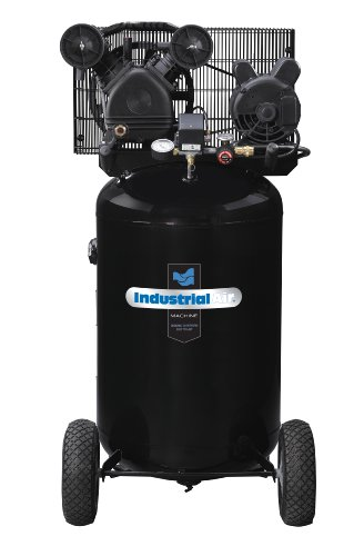 Industrial Air ILA1683066 30-Gallon Cast Iron Oil Lube Air Compressor
