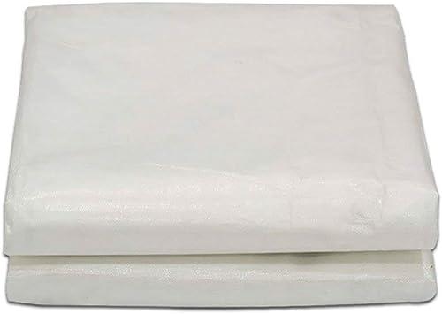 JINSH bache en PE épaissie par Tente extérieure, bache imperméable à l'eau de bache de Prougeection Solaire de Camion imperméable à l'eau extérieure d'isolation de Tissu de Tente de Tissu